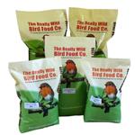 high-quality bird seed mix