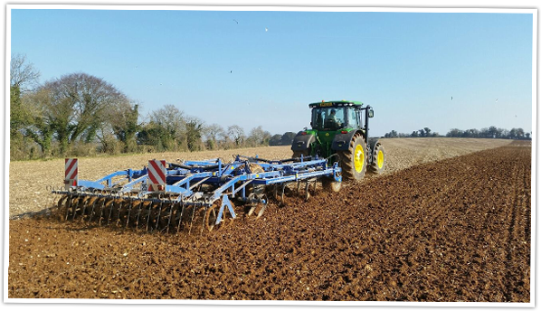 Cultivating the Land