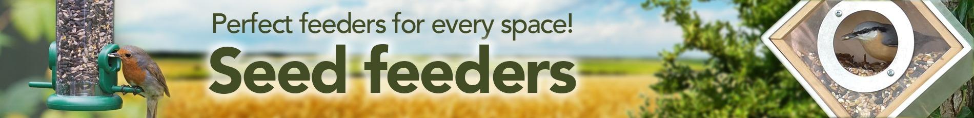 Seed Feeders
