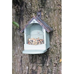 Craftsman Squirrel Feeder