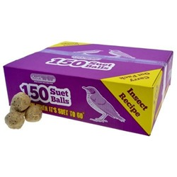 Bumper Box of 150 Suet-To-Go™ Fatballs
