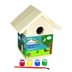 Paint Your Own Nestbox