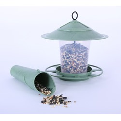 Eco Beacon Bird Seed Feeder & Scoop