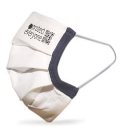 100% Organic Cotton 3 Layer Face Masks