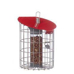 Nuttery Roundhaus Squirrel & Predator Proof Peanut Feeder