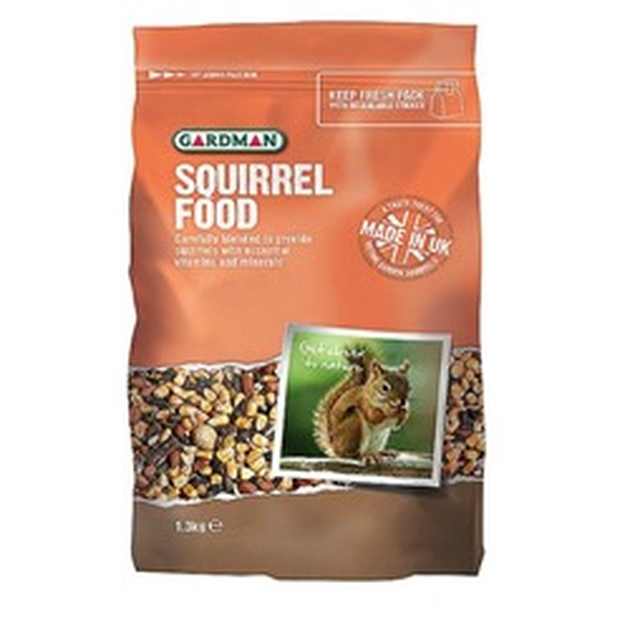 Gardman Squirrel Food