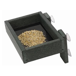 Woodlook Window Feeder - Woodland Green