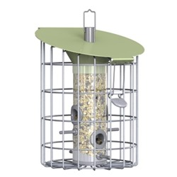Nuttery Roundhaus Squirrel & Predator Proof Seed Feeder