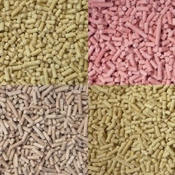 Mixed Flavours of Suet Pellets