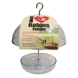 I ❤ Robins Feeder