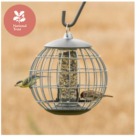 National Trust™ Athena Seed Guardian Feeder