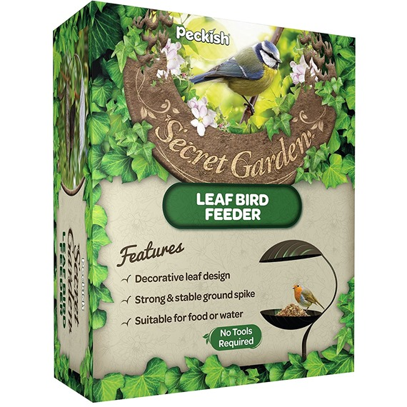 Secret Garden Leaf Feeder