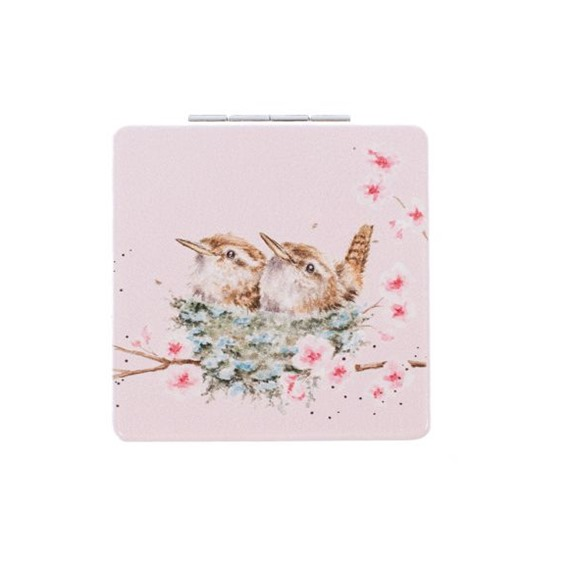 Wrendale Compact Mirror
