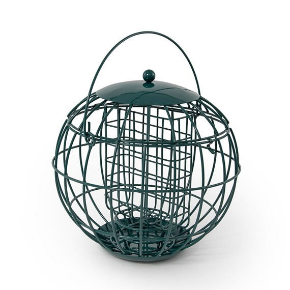 Small Globe Suet Feast Feeder