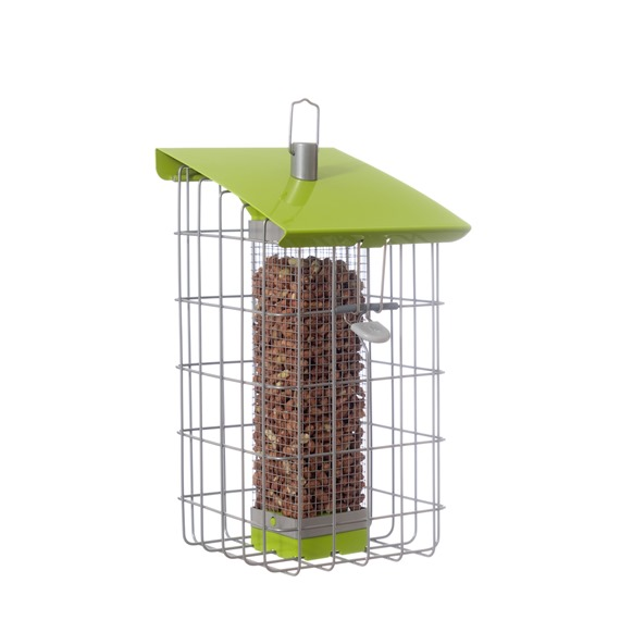 Geohaus nut feeder n ghpll 0 rwbf co for How to make suet balls for bird feeders