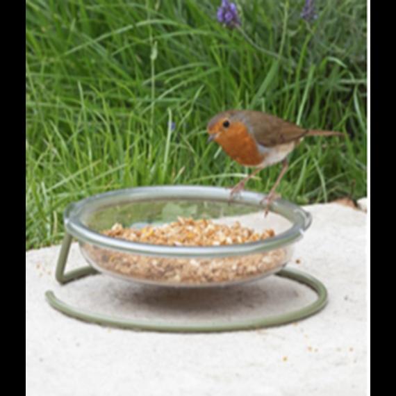I ♥ Robin Easy-Clean Treat Dish