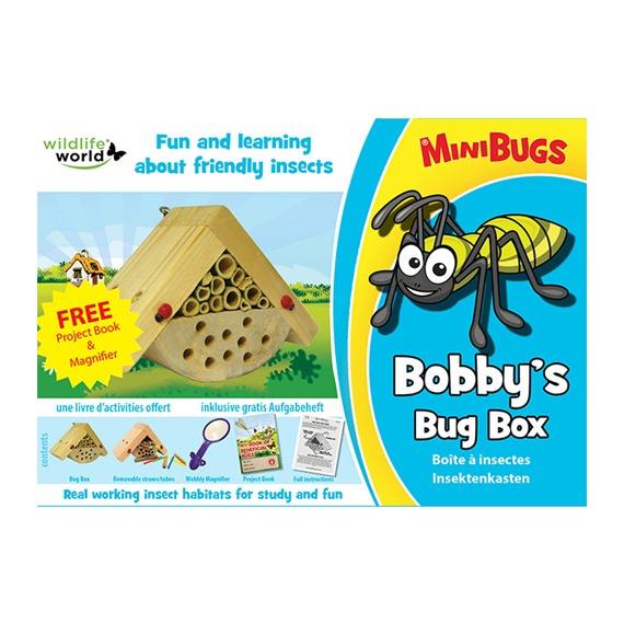 Bobby's Minibug Bug Box!