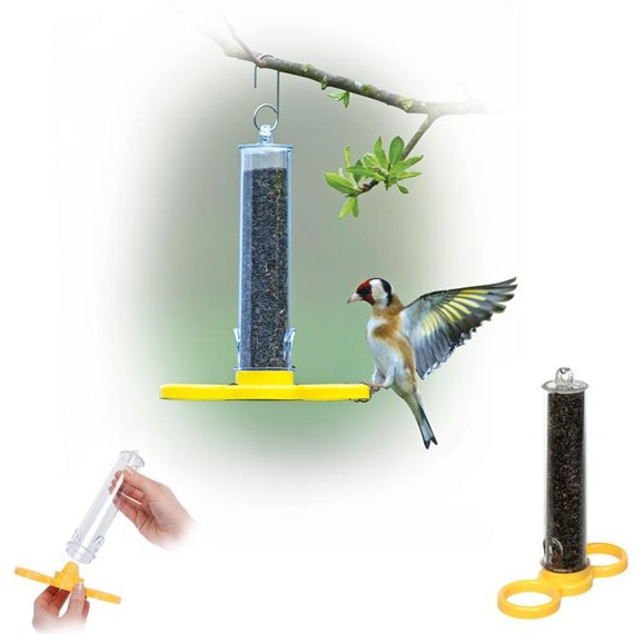 Goldfinch Taster Feeder
