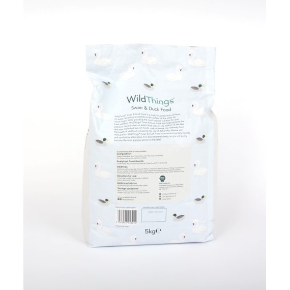 Wildthings Swan and Duck Food