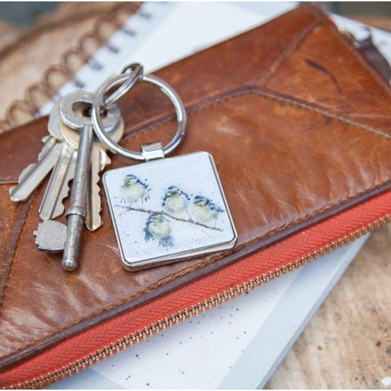 Wrendale Key-Rings to Love