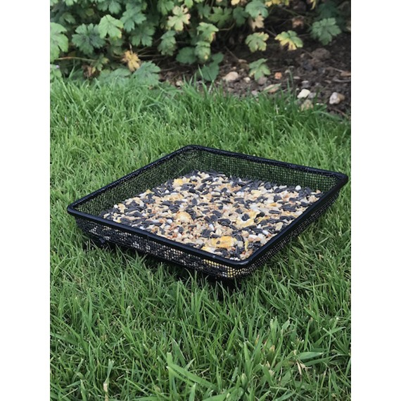 Micro Mesh Ground Feeder Tray