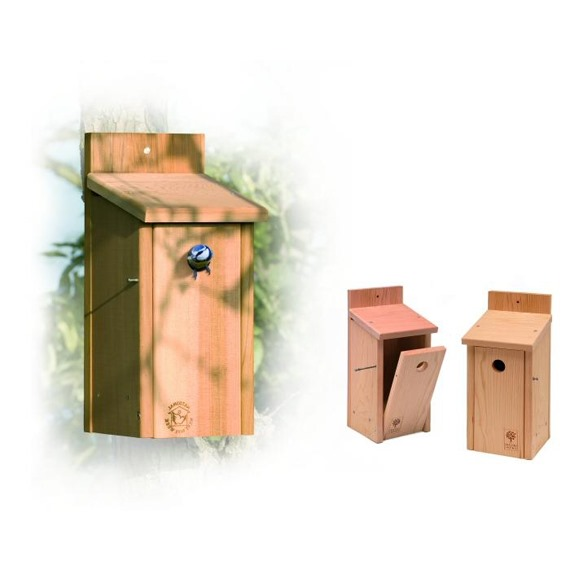 CedarPlus* Modern Wooden Nestbox