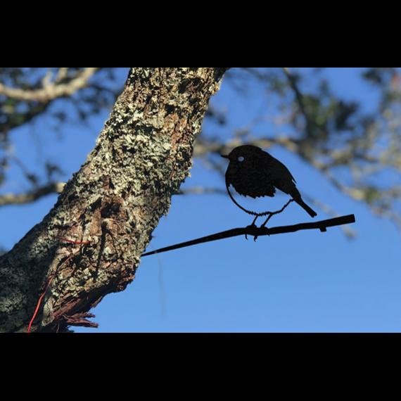 Metal Bird - Robin