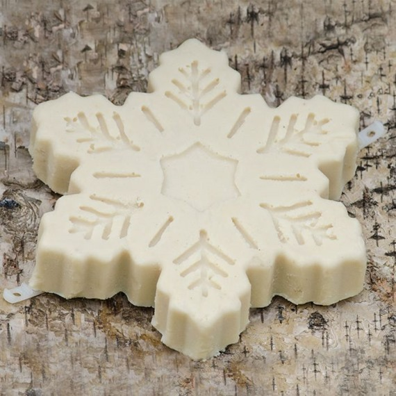 Suet Snowflake