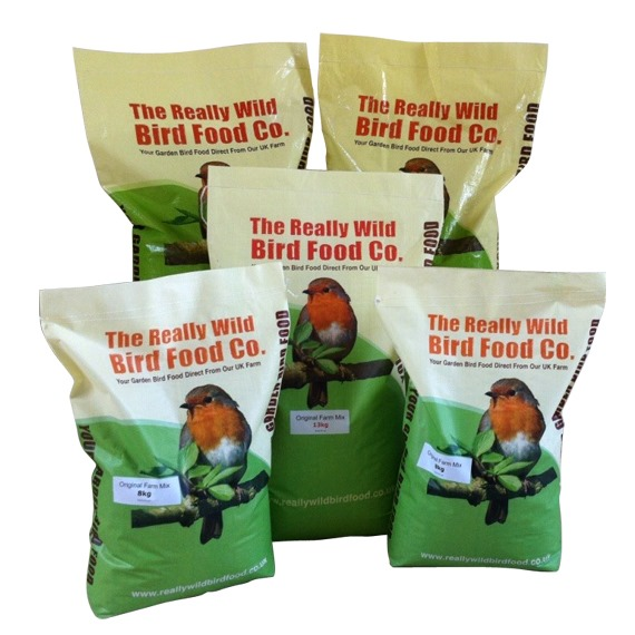 Seed and Suet Combo - SAVE 10% in February