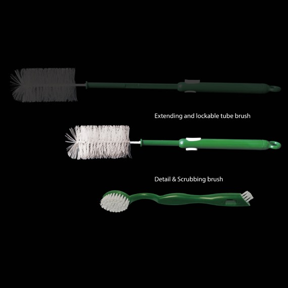 Twin Brush Set