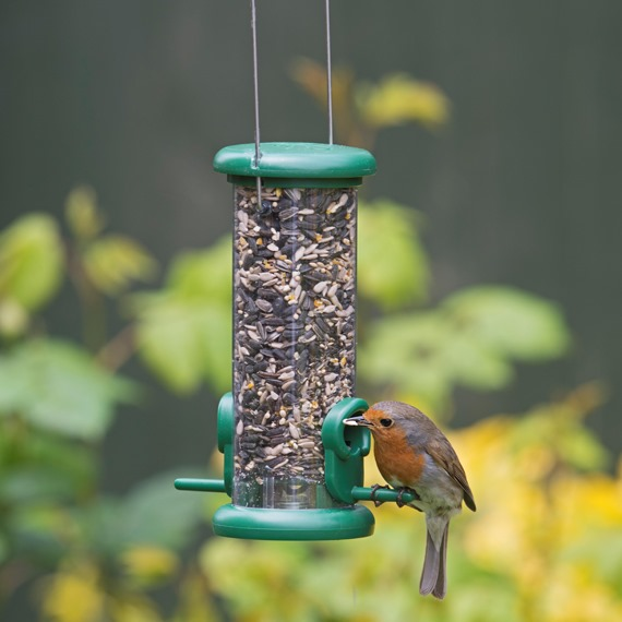 The One* Ring Pull Seed Feeders