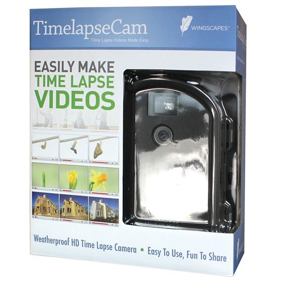 Wingscapes Digital Timelapse Camera - SAVE £30