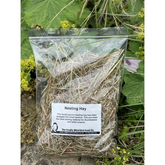 Really Wild Nesting Hay