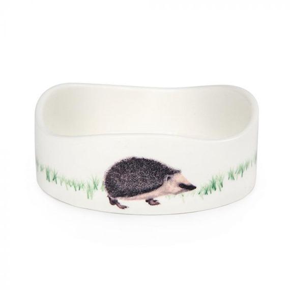 Ceramic Hedgehog Bowl