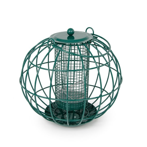 Small Globe Peanut Feeder