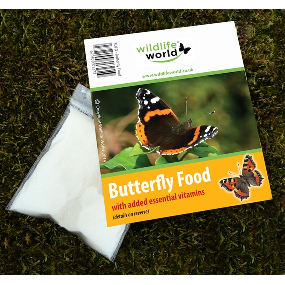 Butterfly Food with Essential Vitamins