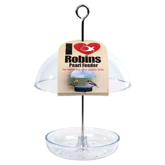 I ❤ Robins Pearl Feeder