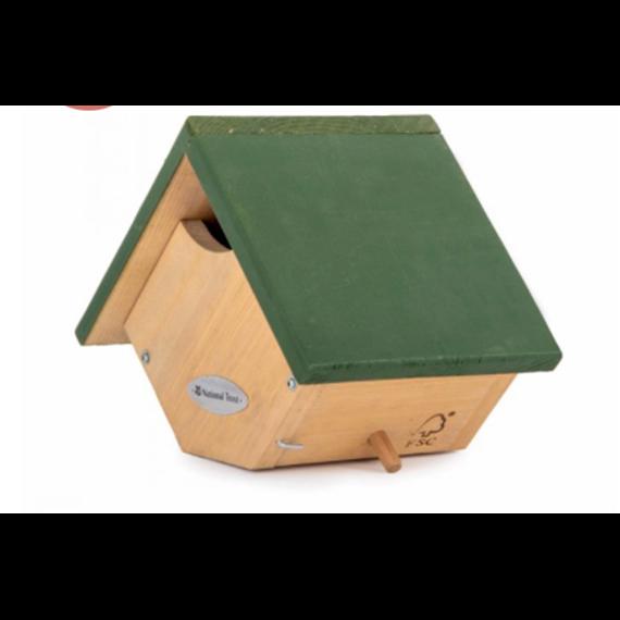 National Trust Robin and Wren Nest Box