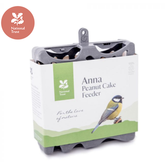 Anna Recycled Suet Cake Feeder