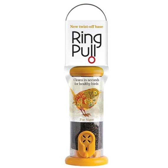 Ring Pull* Plastic Niger Feeders