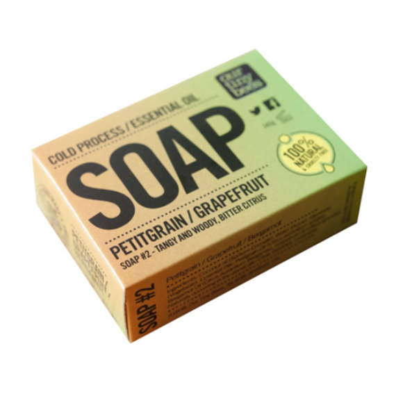Our Tiny Bees Cold Pressed Soap