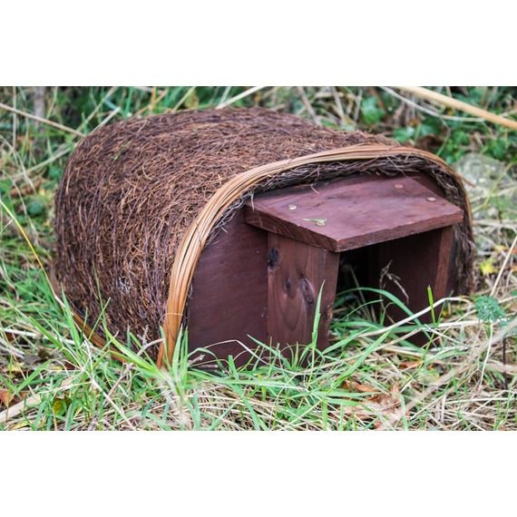 Hedgehog Haus - With A Free Bag Of Nesting Hay