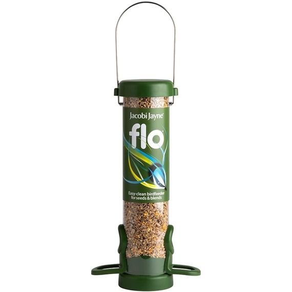 Flo™ Lime Seed Feeders