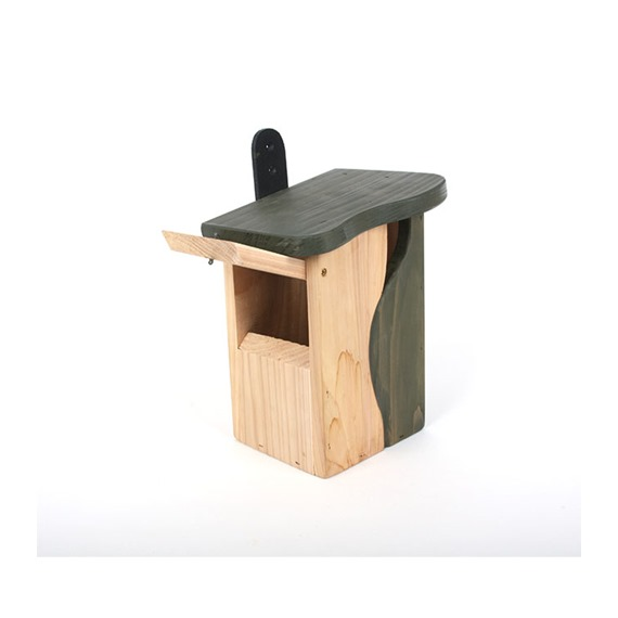 Simon King Curve, Cavity Nest Box