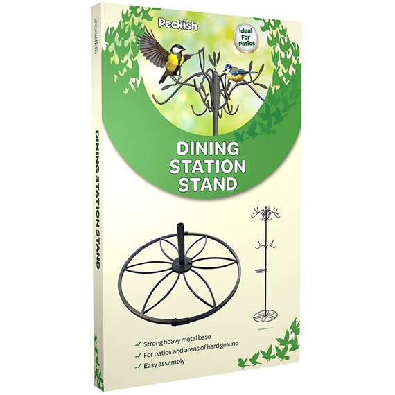 Dining Station Patio Stand
