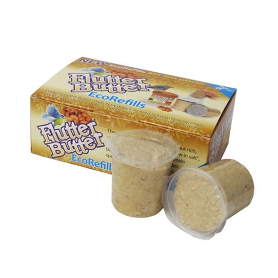 Flutter Butter® Eco Refills - with 85% less plastic!