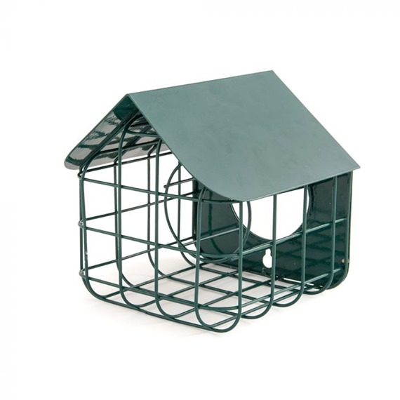 National Trust Waterford Peanut Butter Feeder with Guard