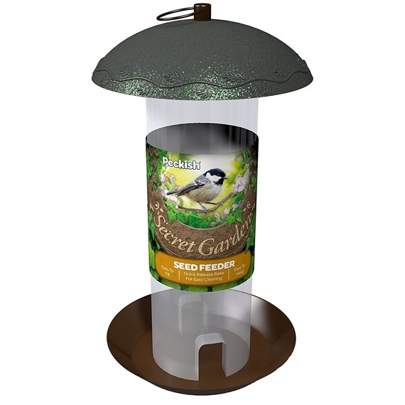Secret Garden Seed Feeder - Slim