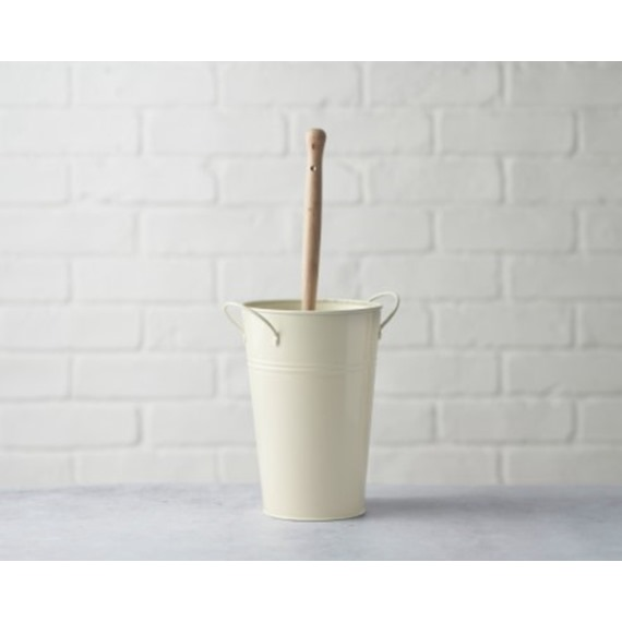 Plastic Free Toilet Brush and Holder Set