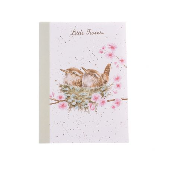 Wrendale The Little Book of Notes - A6 Size